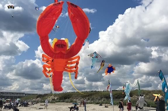 The Annual Revere Beach Kite Festival is a great excuse to hit the beach!