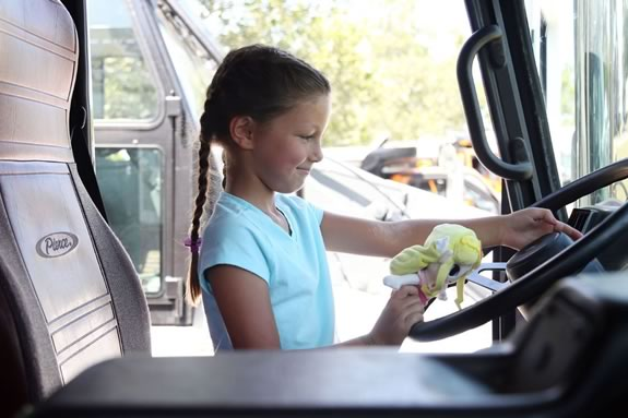 Touch a Truck at the Salem Willows - part of Salem Heritage Days