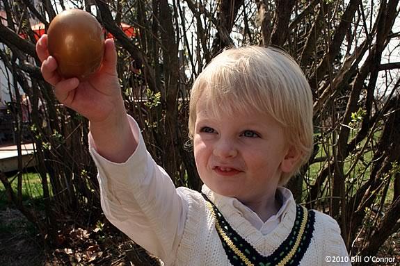 The Rockport Chamber of Commerce sponsors the annual Community Egg Hunt