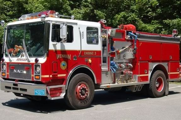 The Hamilton-Wenham Public Library invites all a touch-a-truck vehicle night!