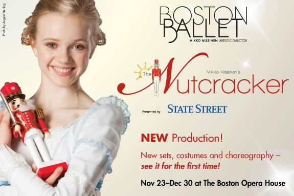 Boston Ballet Nutcracker 2012
