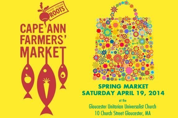 Come to the Spring Market at the Universalist Unitarian Church in Gloucester!