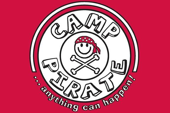Pirate Camp is a fun play where anything can happen!
