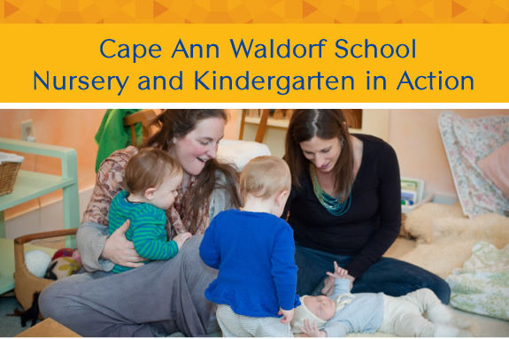 Cape Ann Waldorf School, CAWS, Beverly MA Independent School. Pre-K to 8 grade.