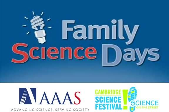 Family Science Days in Boston MA