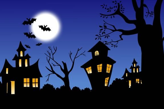 The Ipswich Museum is having a Halloween party for kids!