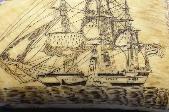 Kids will learn about scrimshaw, whaling and whale bones at this Maritime Glouce