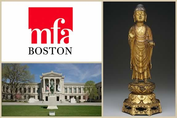 Visit Massachusetts with Families. Fun events at the MFA Museum of Fine Art