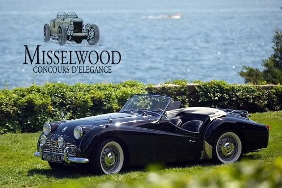 Tour d'Elegance public display is FREE and open to the public