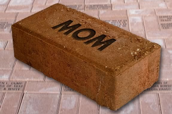 Anna Jaques Hospital encourages people to buy legacy bricks in honor of mom!