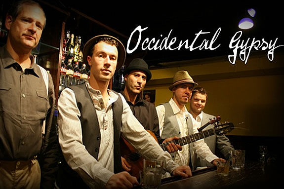 Occidental Gypsy has pioneered the sound of American gypsy pop.