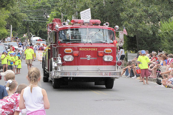 Independence Day Celebration in Rockport 2012