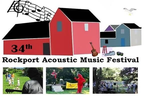 Enjoy a day of music at Millbrook Meadow in Rockport Massachusetts!