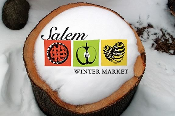 The Salem Farmers' Market goes indoors for the Winter months of Nov & Dec