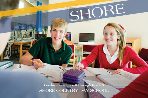 Shore Country Day School Beverly MA Admissions Open House