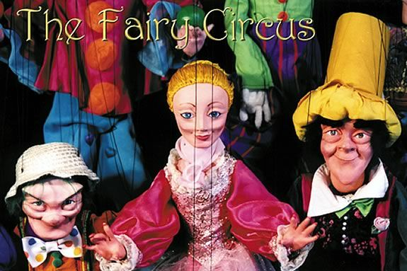 The Tanglewood Marionettes will perform 'Fairy Circus' at the Regent Theater!