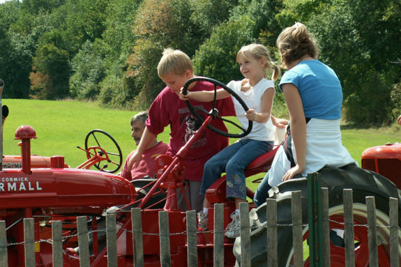 6th Annual Tattersall Farm Day, a New England Style Agricultural Family Event