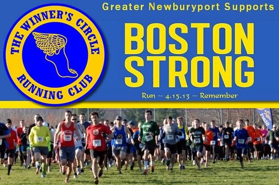 Newburyport Boston Strong 2.62 mile fun run invites kids to race!