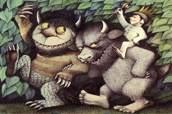 Come join the wild rumpus at Newburyport Public Library's 'Wild Things' Party