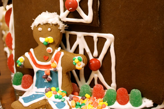 Anybody can enter the 7th Annual Wenham Museum Gingerbread Contest!