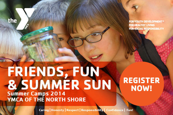 YMCA Summer Camp, Summer Programs for kids north of Boston. Beverly MA