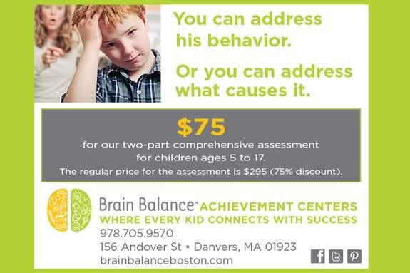 Brain Balance Achievement Center in Danvers Massachusetts can help with ADHD and