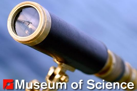 Come to the Museum of Science rooftop for free stargazing and astronomy related