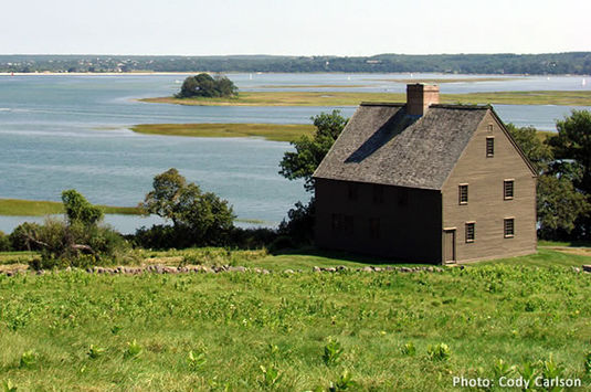 Tour the Choate House on this guided exploration of Choate Island