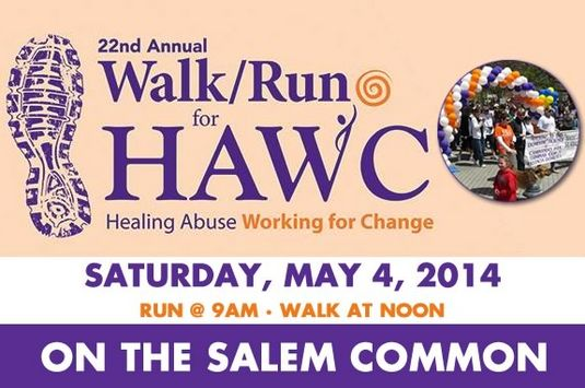 HAWC's annual walk/run is a major fundraiser for the organization!