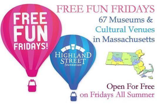 Free family events all summer north of Boston, Northshore, Cape Ann