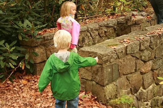 Kidleidoscope at Maudslay State Park is for preschoolers