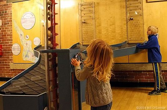 Every Friday night, families can use visit the Children's Museum of New Hampshir