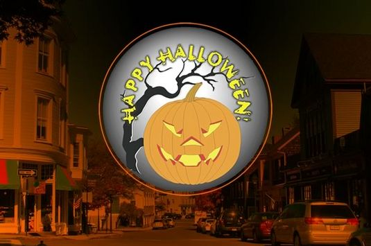 Kids can feel safe trick or treating in Downtown Marblehead this year!