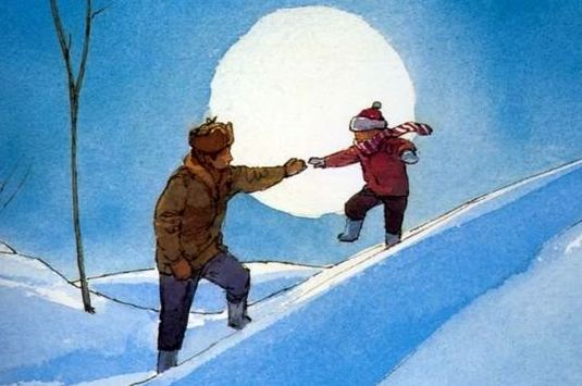 Owl Moon is one of North Shore Kid's favorite Winter Books!