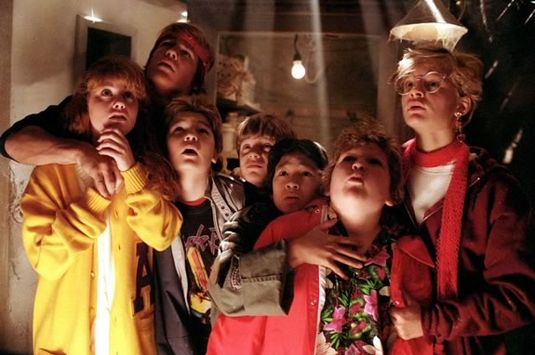 Come watch a FREE showing of the Goonies on the waterfront in Newburyport MA