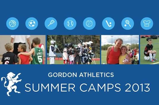 Gordon Athletics Summer Camps ages 6 - 17 Basketball, Soccer, Lacrosse, Baseball