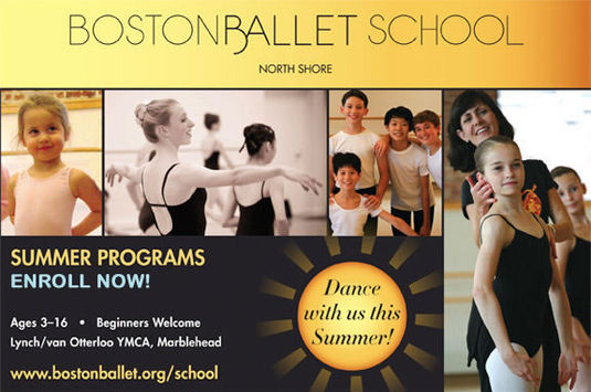 Register online today for summer and school year session with Boston Ballet Scho