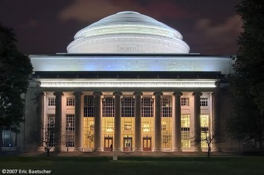 The MIT Dome Copyright 2007 Eric Baetscher. Open Course Ware FREE.