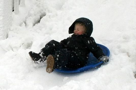 Best Sledding Hills and Slopes on Boston's North Shore