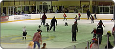 North Shore Indoor Ice Rinks on tyhe North Shore North of Boston Massachusetts