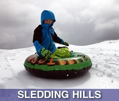 North Shore Kid's list of places to go sledding on the North Shore of Massachusetts North of Boston Massachusetts!