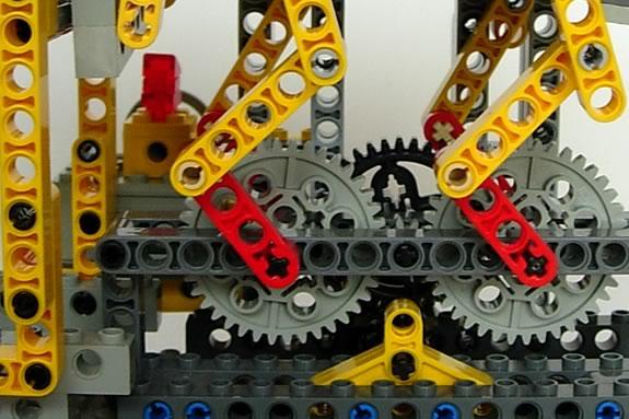 Kids will learn advanced Lego Mechanics at this Wenham Museum