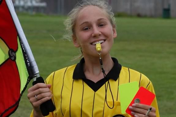 Hamilton Wenham Youth Soccer is excited to begin providing referee training for our league to teens aged 13-14.