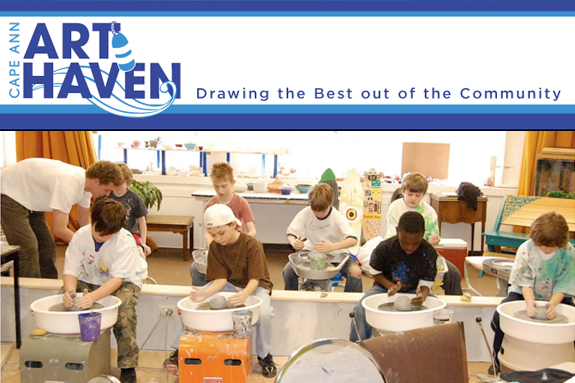 Art Classes for Kids at Art Haven in Gloucester