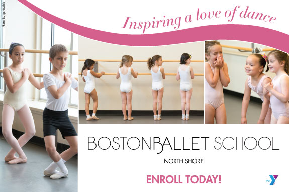 Boston Ballet School Northshore Children's Programs Register today!
