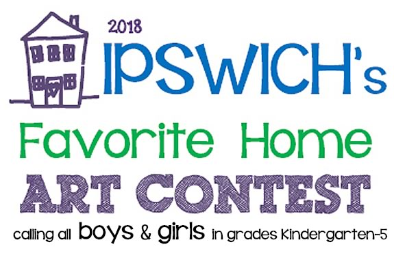 Windhill Realty's Ipwswich's Favorite Home Art Contest for kids in Grades K-5