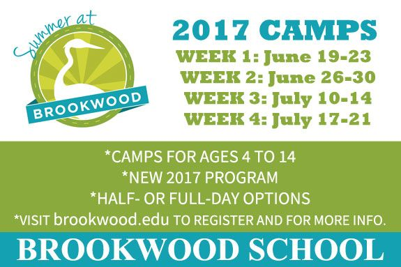 Summer Programs at Brookwood School in Manchester Massachusetts