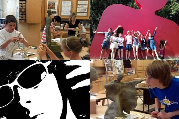 IMADA has a great offering of Summer Programs for students of the arts!