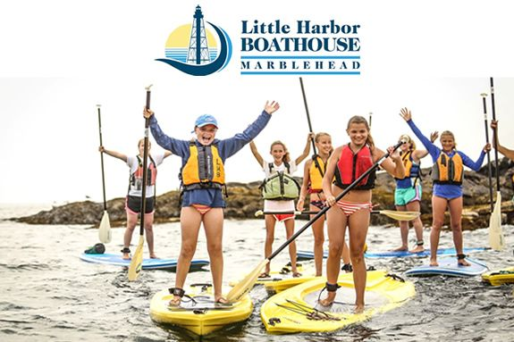 Little Harbor BoatHouse Youth Standup Paddle & Kayak Camp