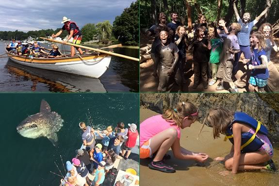 Merrohawke Nature School has a great selection of Summer programs for kids ages 4-teen!